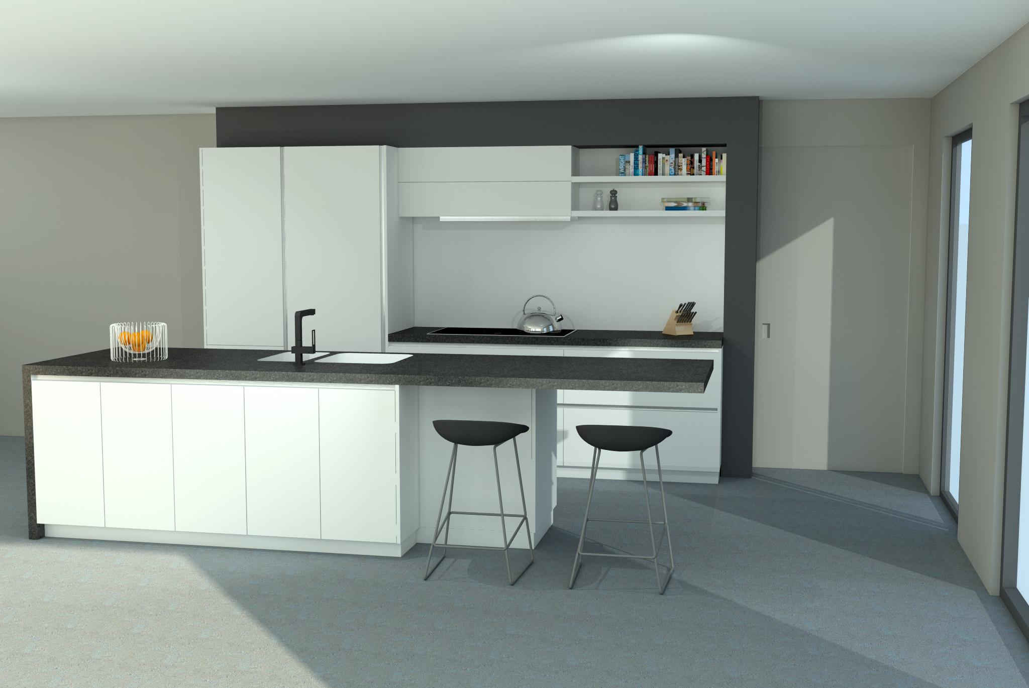 Keuken - Interieur LIN